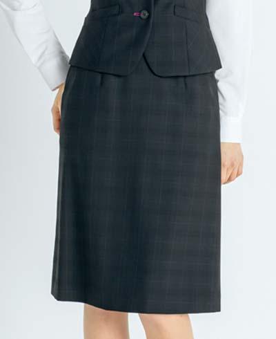 Aラインスカート AR3893 (アルファピア)