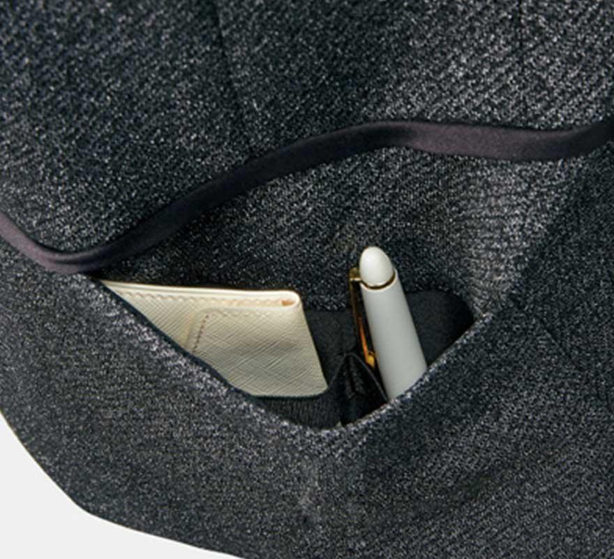 カーディガンジャケット AR9246 (アルファピア)商品画像6