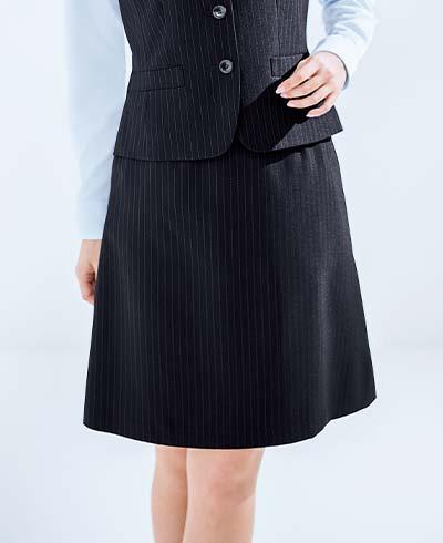 Aラインスカート AS2284 (ボンオフィス)