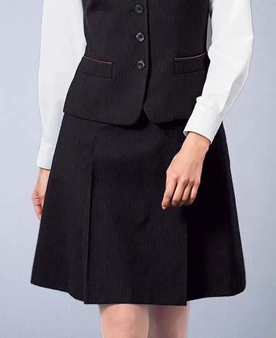 プリーツスカート AS2305 (ボンオフィス)