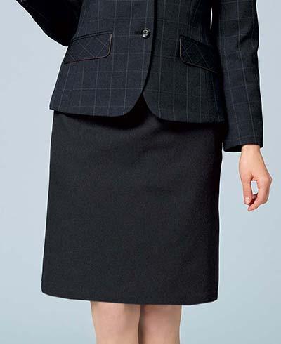 セミタイトスカート AS2308 (ボンオフィス)