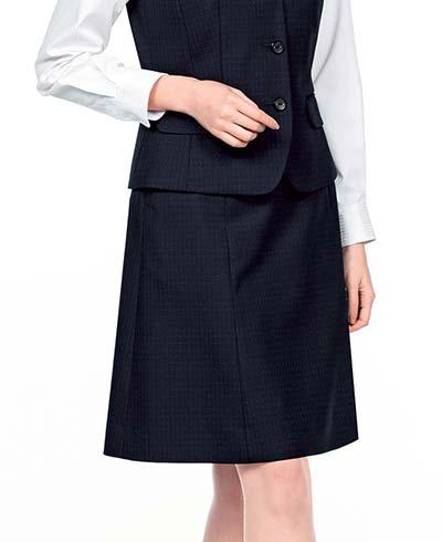 Aラインスカート AS2315 (ボンオフィス)