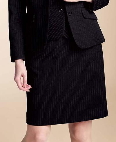 タイトスカート AS2318 (ボンオフィス)