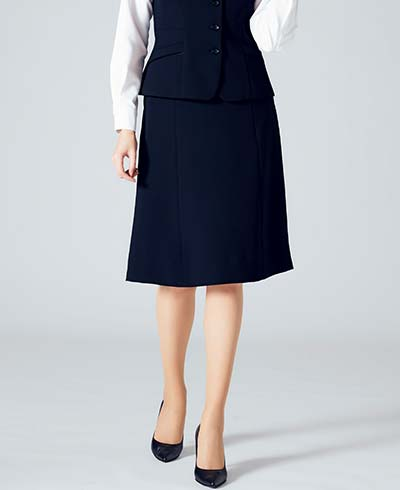 Aラインスカート AS2321 (ボンオフィス)