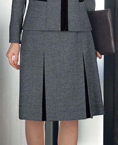 プリーツスカート AS2335 (ボンオフィス)
