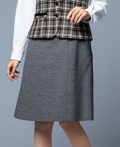 Aラインスカート AS2336 (ボンオフィス)