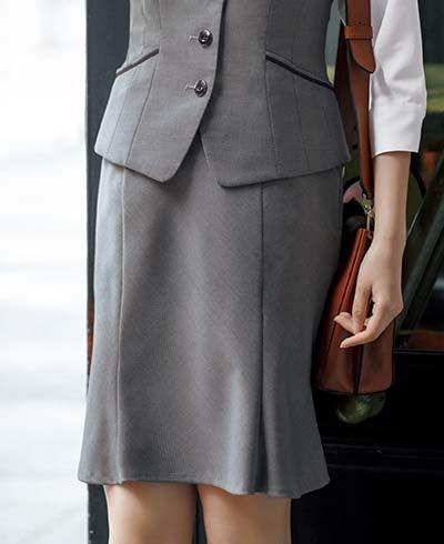 マーメイドラインスカート EAS584 (ENJOY)