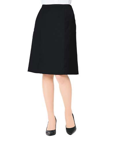 Aラインスカート EAS651 (ENJOY)