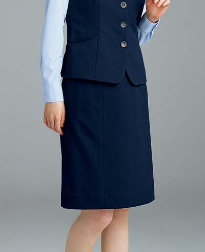 Aラインスカート EAS686 (ENJOY)