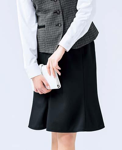 マーメイドラインスカート EAS688 (ENJOY)