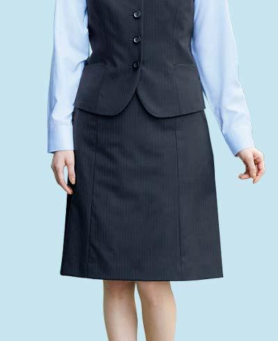 Aラインスカート EAS713 (ENJOY)