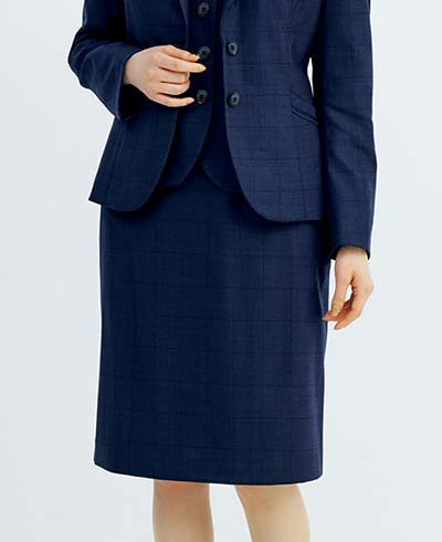 Aラインスカート EAS759 (ENJOY)
