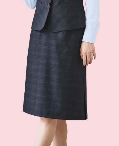 Aラインスカート EAS807 (ENJOY)