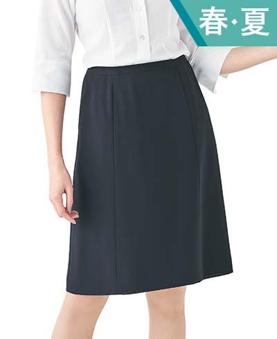 Aラインスカート ESS620 (ENJOY)