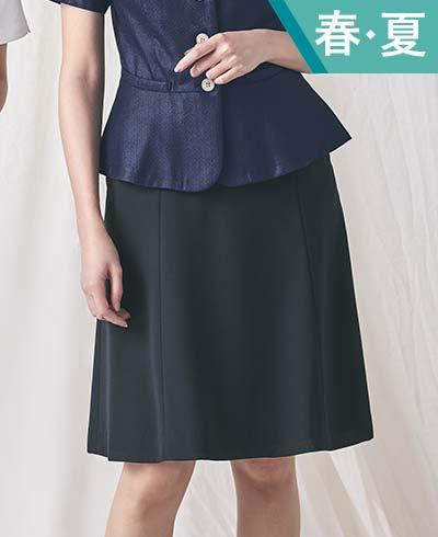 フレアスカート ESS622 (ENJOY)