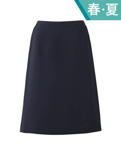Aラインスカート ESS666 (ENJOY)