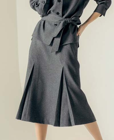 Aラインスカート YT3924 (アルファピア)