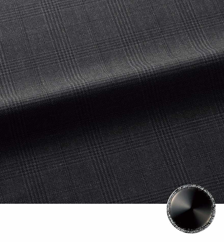 エイジレスに着られるクラシカルモダンな上品ベスト+スカートセット - FV36380/FS45950商品画像9