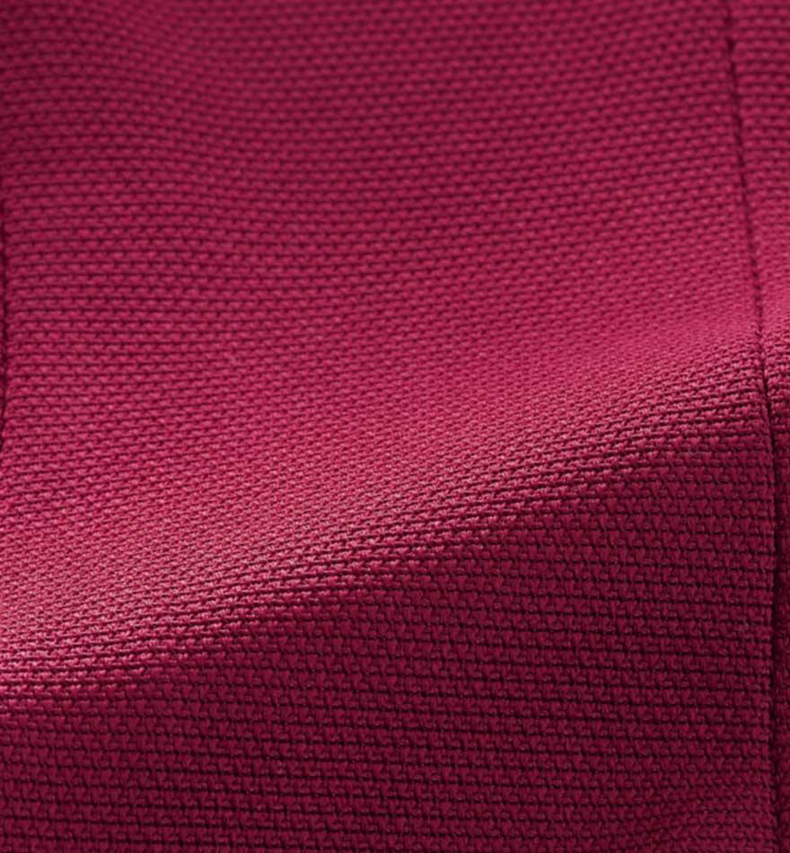 首まわりを美しく見せるスタンドカラーとVゾーンにこだわったジャケット+スカートセット - 9175/9851商品画像7